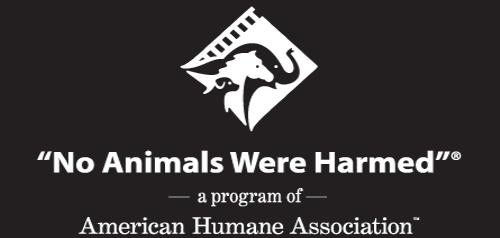 No Animals were Harmed