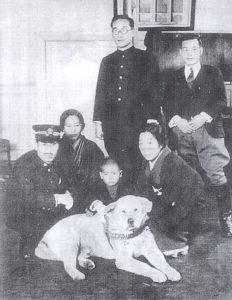 Hachiko's Family