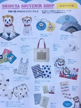Hachi souvenirs
