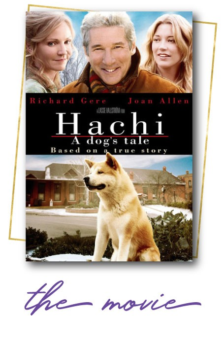 Hachi: A Dog's Tale - The Dogs