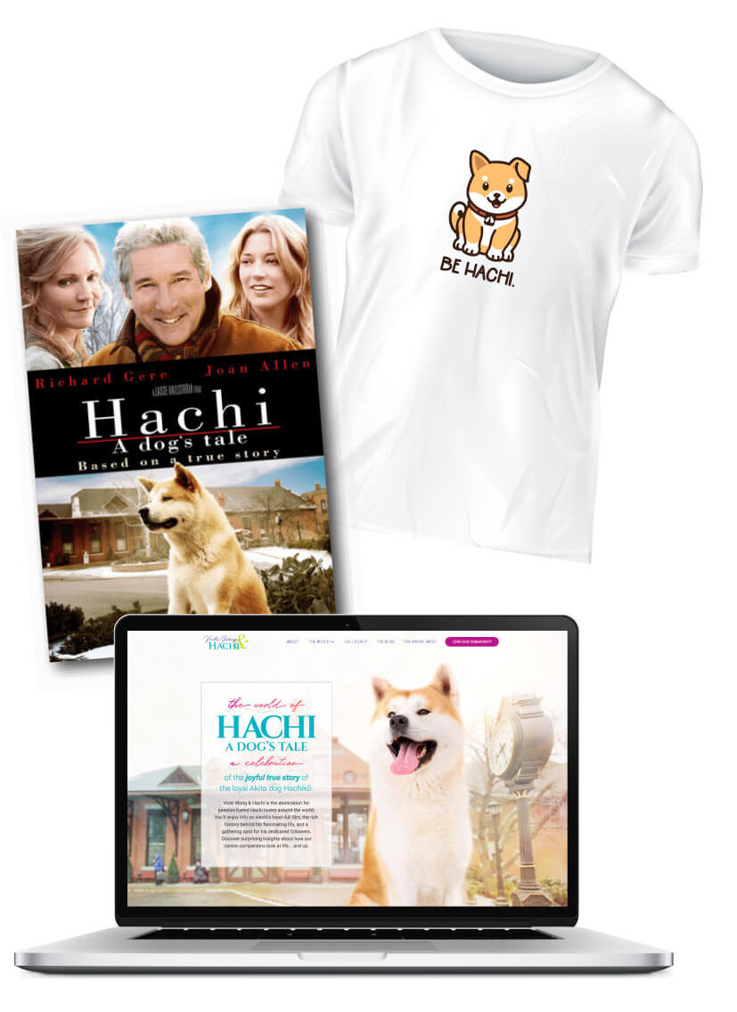 Hachi: A Dog's Tale Lives On